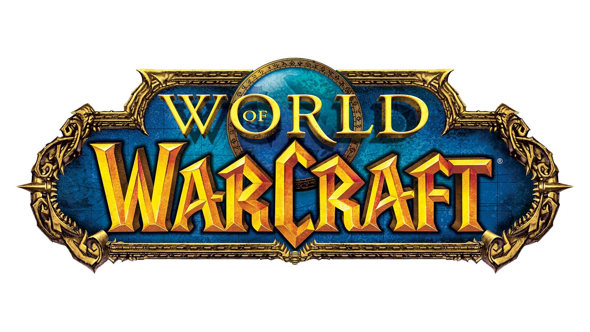 World of Warcraft Logo 01