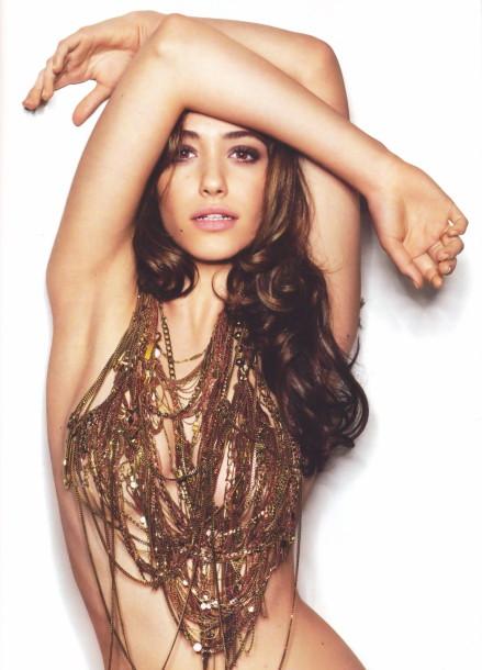 Emmy Rossum - Details Magazine