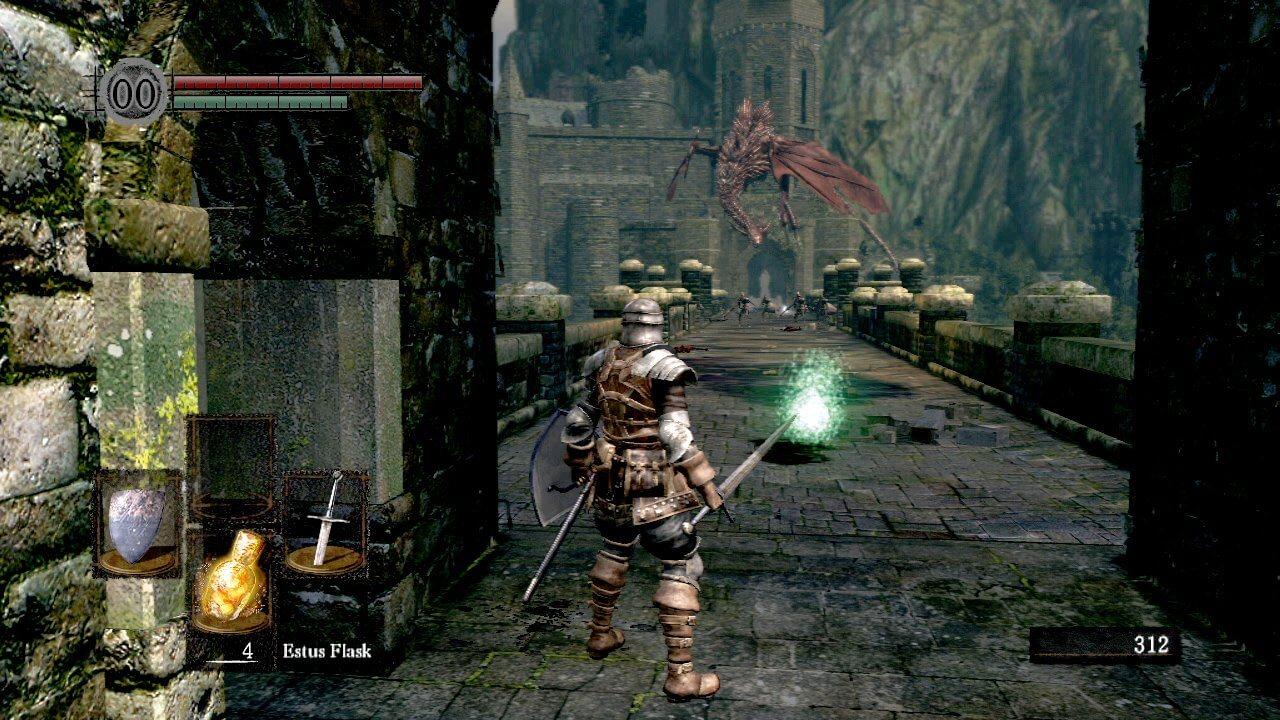 Dark Souls  Gwyn Build