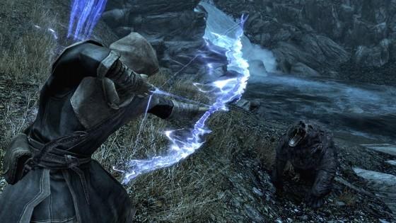 Criação de Arcos Skyrim-combate-arco-e-flecha-560x315