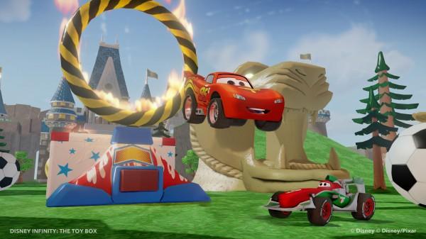 Disney Infinity Carros