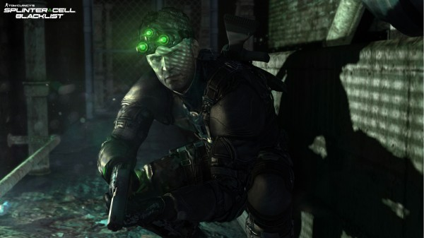 Splinter Cell Blacklist Wallpaper Sam Fisher