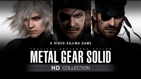 Metal Gear Solid HD Collection PSN Store