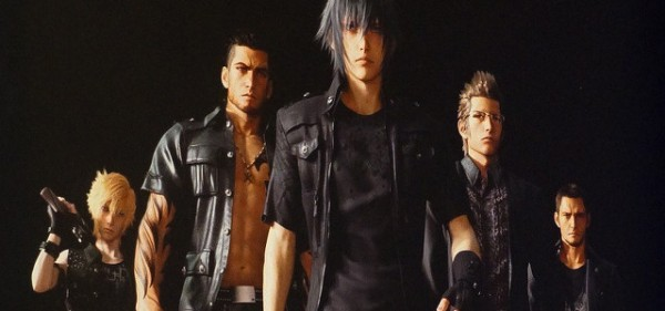 Final Fantasy XV Main Characters