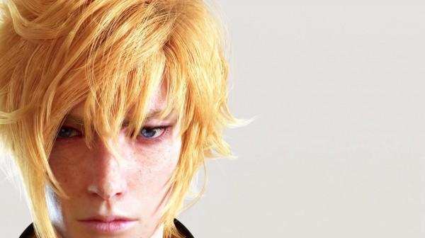 Final Fantasy XV Prompto Argentum