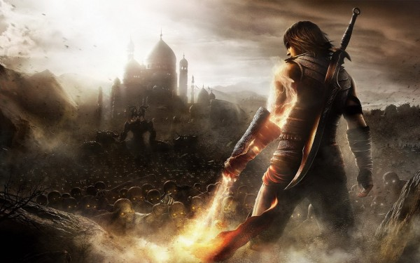 Prince Of Persia The Forgotten Sands Wallpaper HD 2880x1800