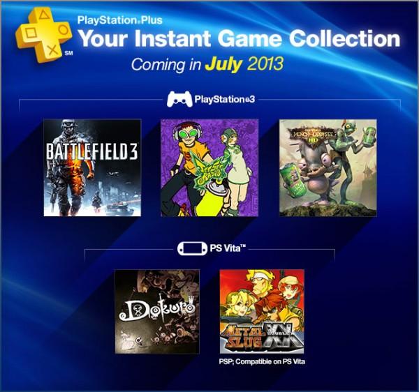 Playstation Plus Battlefield 3