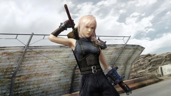 Lightning Returns Final Fantasy XIII - DLC - Cloud 01