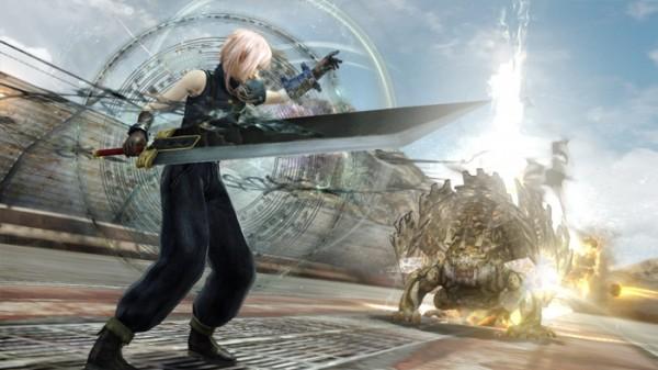 Lightning Returns Final Fantasy XIII DLC Cloud