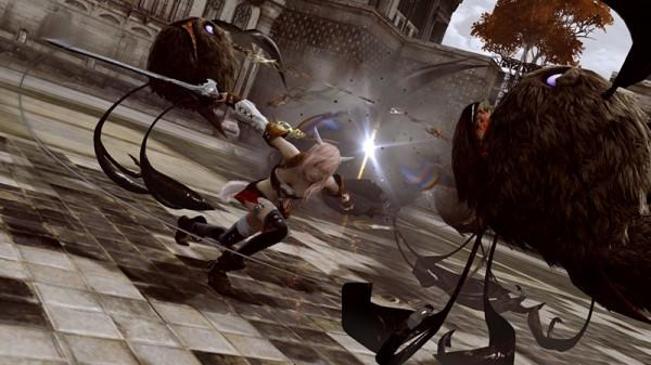 Lightning Returns Final Fantasy XIII Miqote DLC