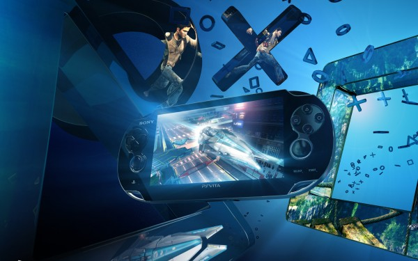 PlayStation Vita Wallpaper HD