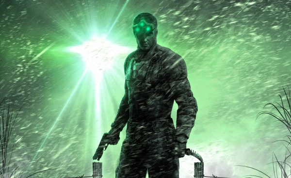 Splinter Cell Blacklist - Sam Fisher - Render Art