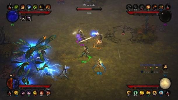 Diablo III - PS3 Screenshot