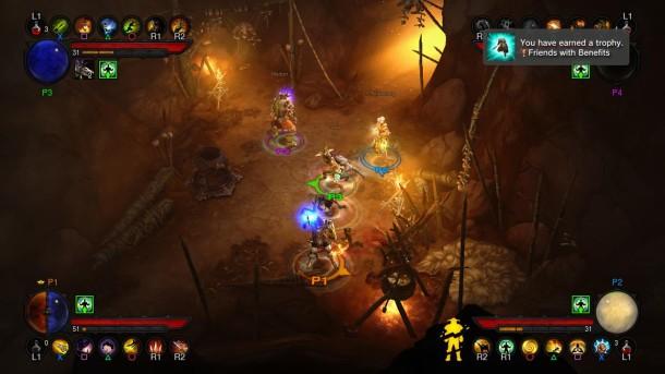 Diablo III PS3 Screenshot