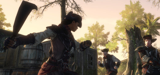 Assassin's Creed III - Liberation HD - PC Screenshot