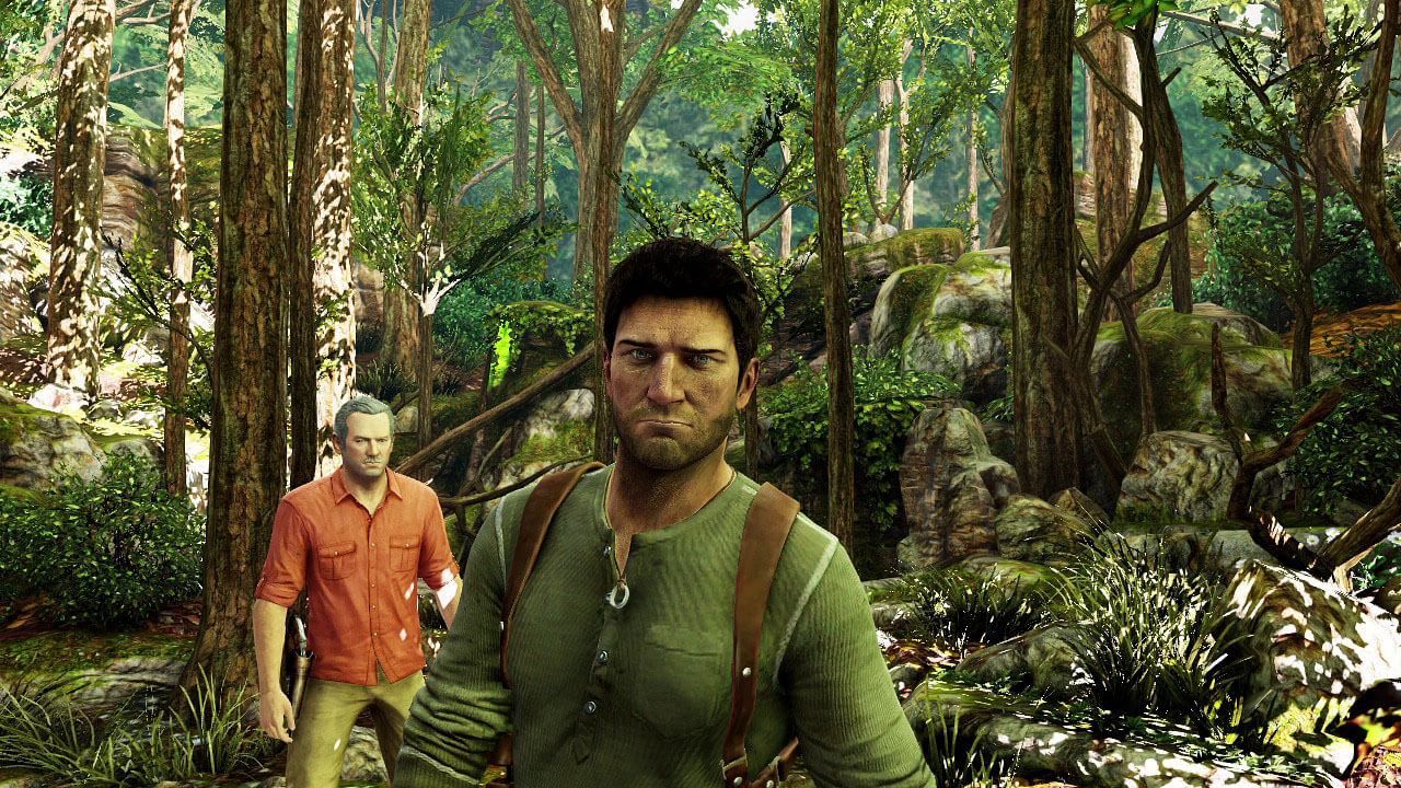 uncharted 2 how to run and gun