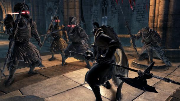 Detalhes do patch 1.03 de Dark Souls II, que sairá em breve