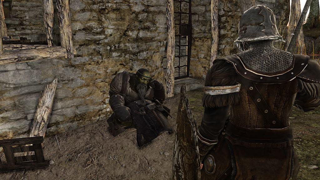 Dark Souls II - Blacksmith Lenigrast - Ferreiro