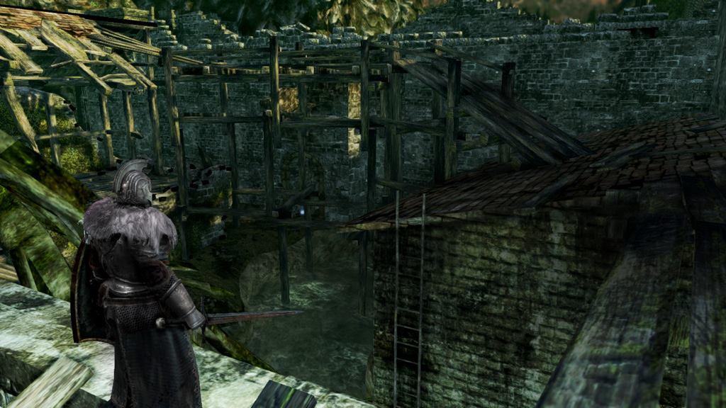 Dark Souls II - Ruins Screenshot