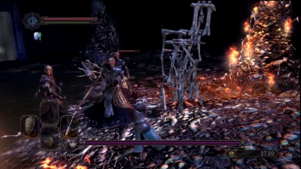 Dark Souls II - Skeleton Lords