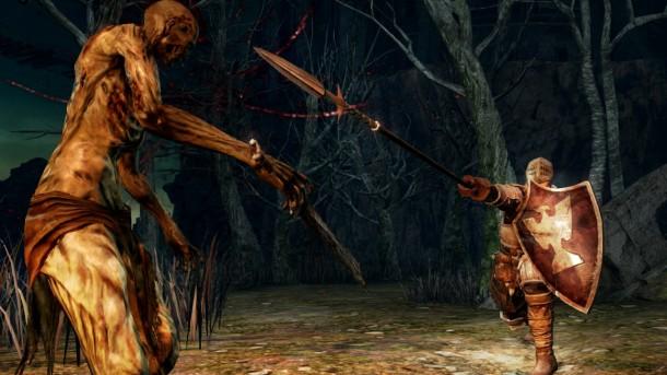 Dark Souls II - Spear Screenshot HD