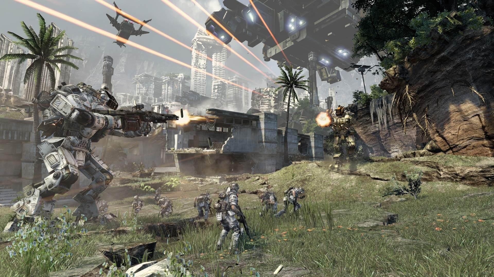 Titanfall - Fracture Battle Screenshot HD