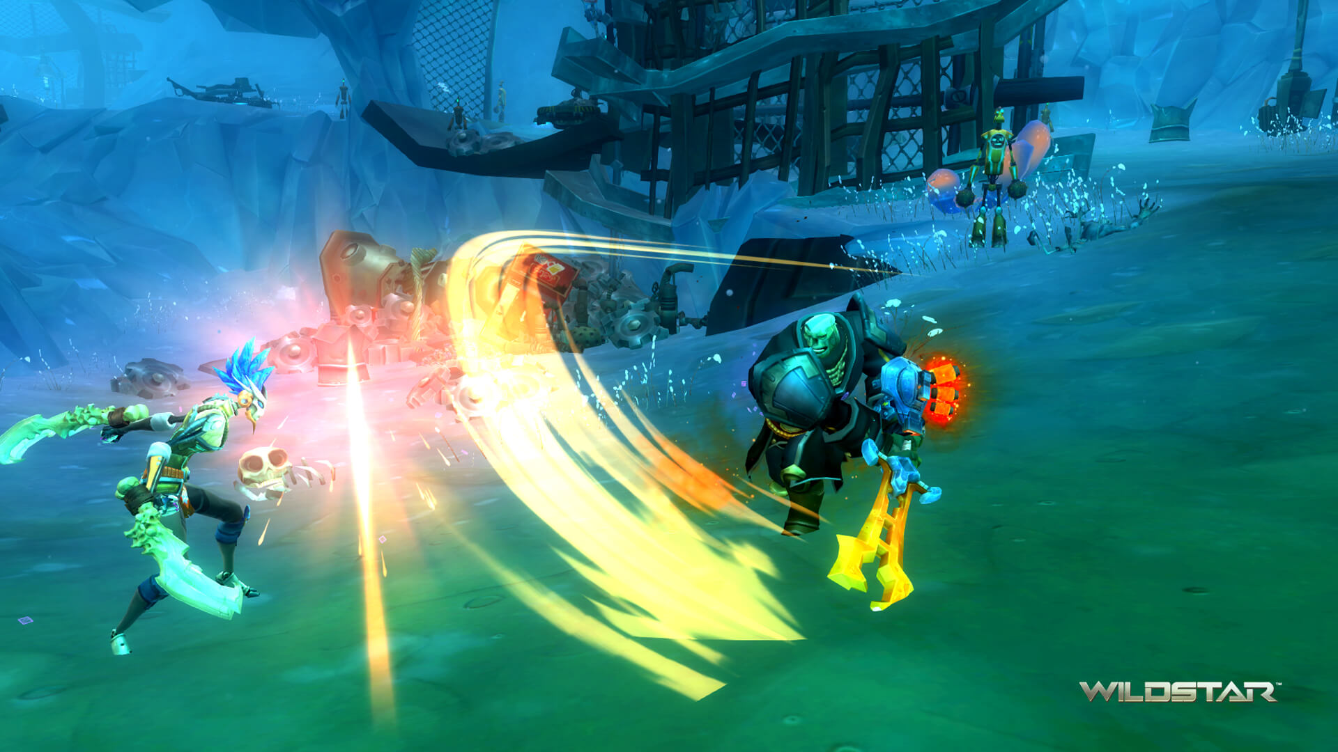 Wildstar - Stalker Class Screenshot