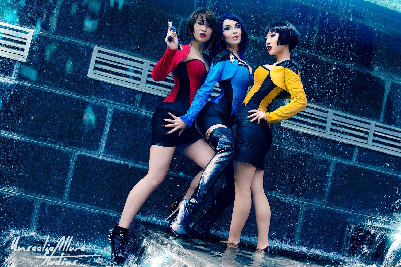 Star Trek - Sensual Cosplay - 01