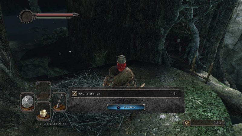 Dark Souls II - PS4 - Açoite Antigo - Aquisição