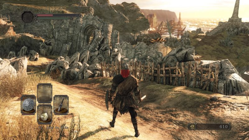 Dark Souls II - PS4 - Caminho para Majula