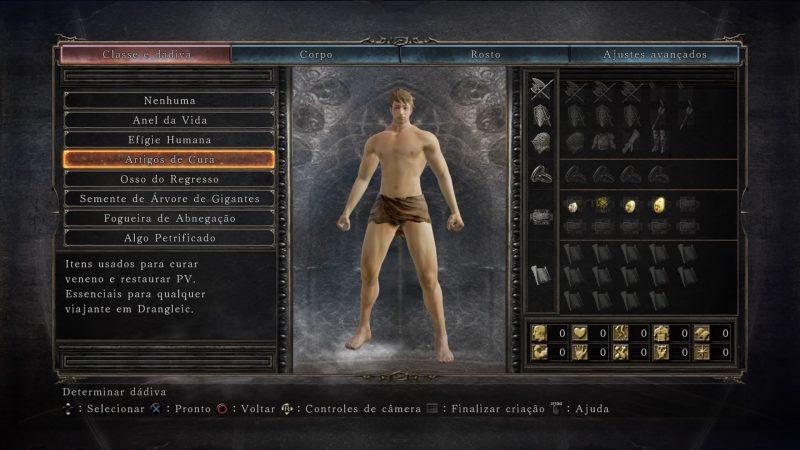 Dark Souls II - Scholar of The First Sin - Dádivas - Imagem
