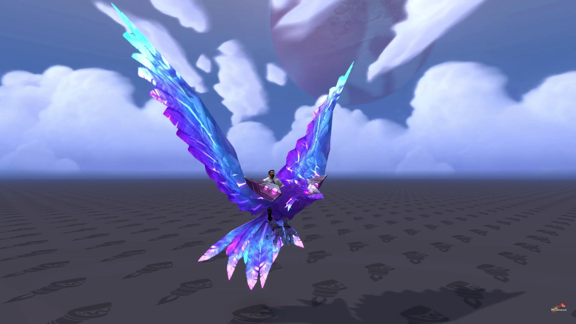 World of Warcraft - Violet Spellwing Screen