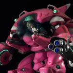 Cosplayer cria mecha da D.VA em tamanho real para concurso de cosplays de Overwatch