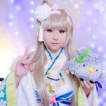 Veja um belo cosplay da Kotori Minami, de Love Live!
