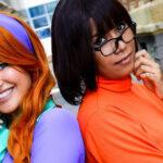 Cosplays: Veja belas caracterizações de Daphne e Velma, de Scooby-Doo
