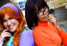 Daphne e Velma Cosplays - Scooby Doo - Foto Topo