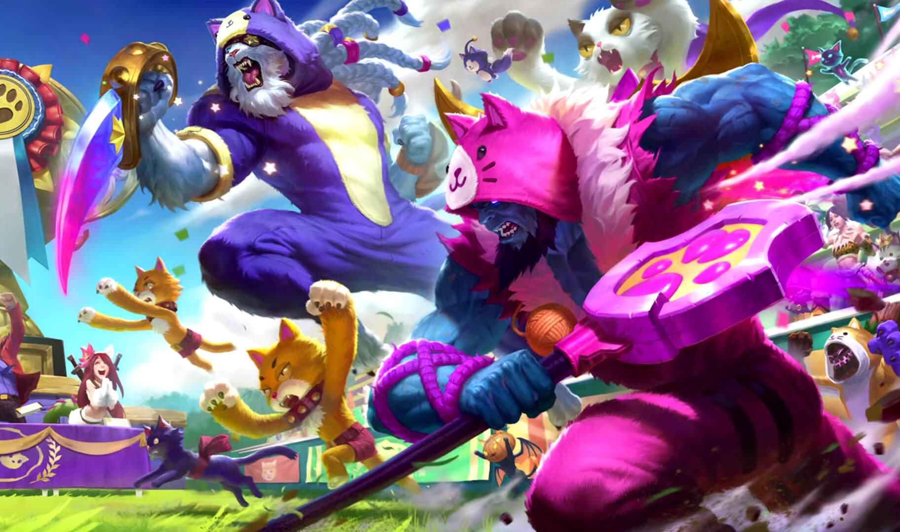 Yorick e Rengar ganharam novas skins no League of Legends