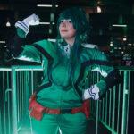 Veja um cosplay incrível de Deku, de My Hero Academia (anime/mangá)