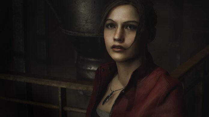 Resident Evil 2 - Claire Redfield - Imagem da protagonista