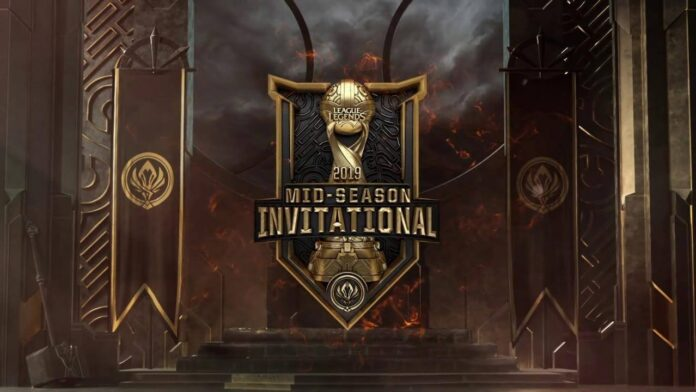 MSI 2019 - Torneio de League of Legends