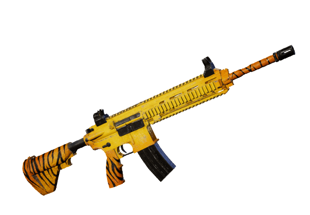PUBG Lite - Arma