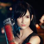 Veja um belo cosplay da Tifa, de Final Fantasy VII Remake