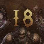 Temporada 18 de Diablo III começa hoje