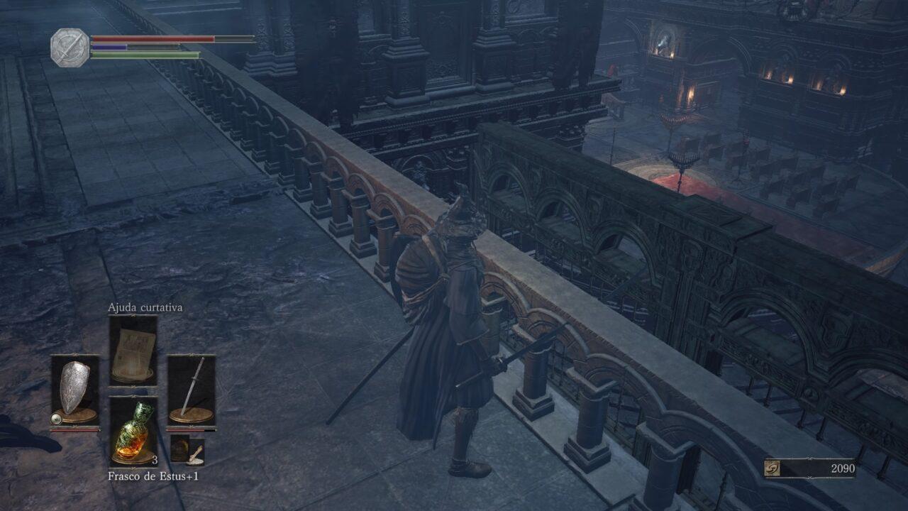 Dark Souls III Progressão 02