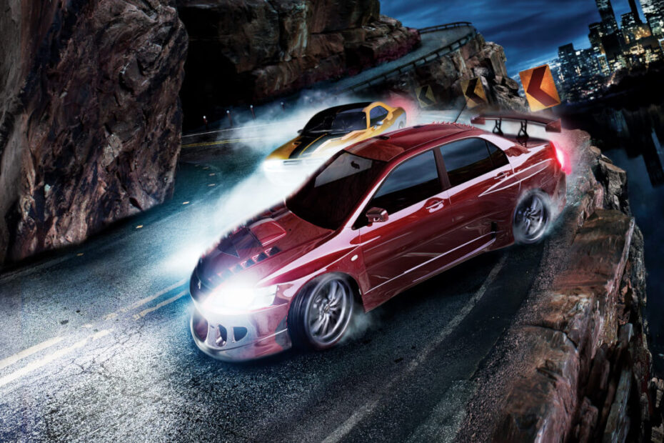 Need For Speed Carbon KeyArt 01