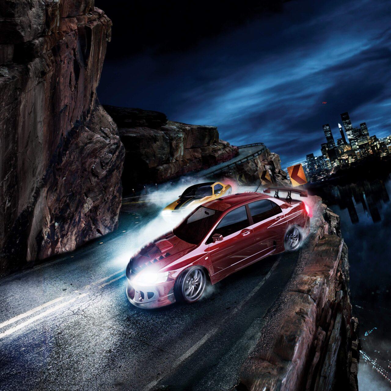 Need For Speed Carbon KeyArt Full