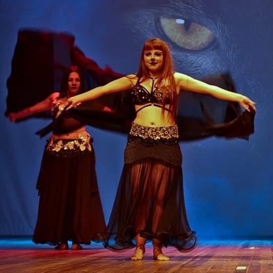 Jamille Campos - Dança do Ventre 01