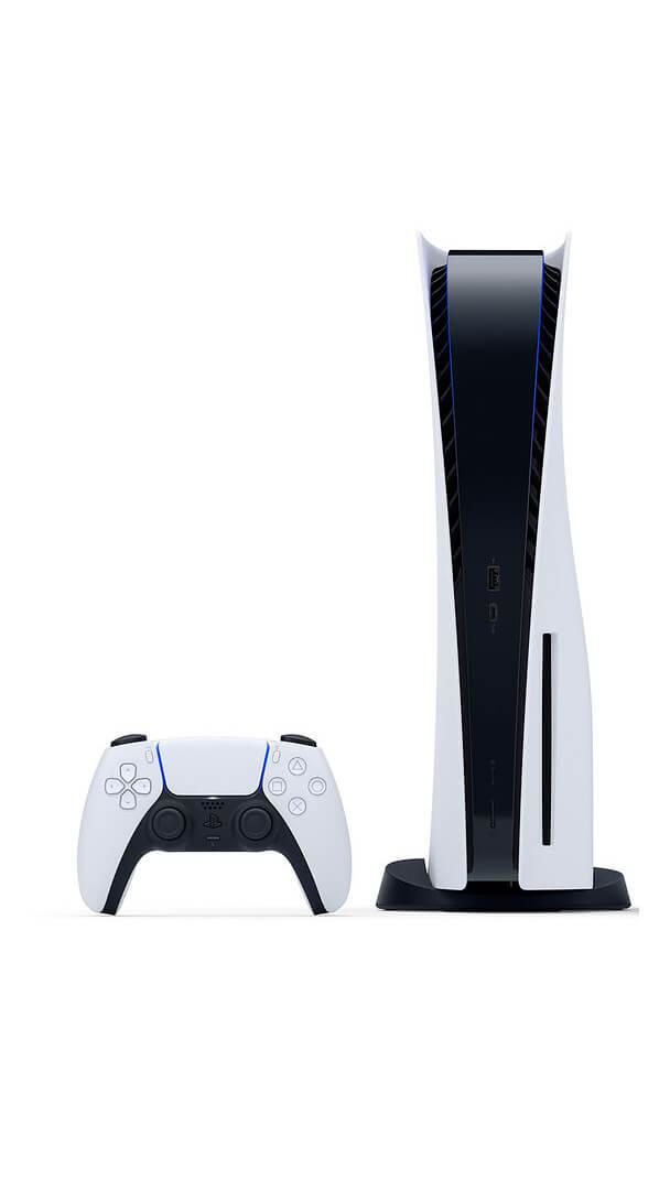 PlayStation 5 Foto 01 - PS5