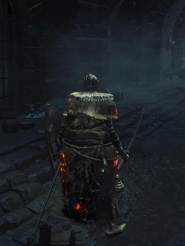 Progressão em Dark Souls III: Explorando o Calabouço de Ithryll
