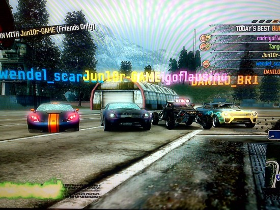 how to play burnout paradise online